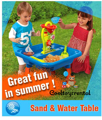 Playgo Water And Sand Play Table