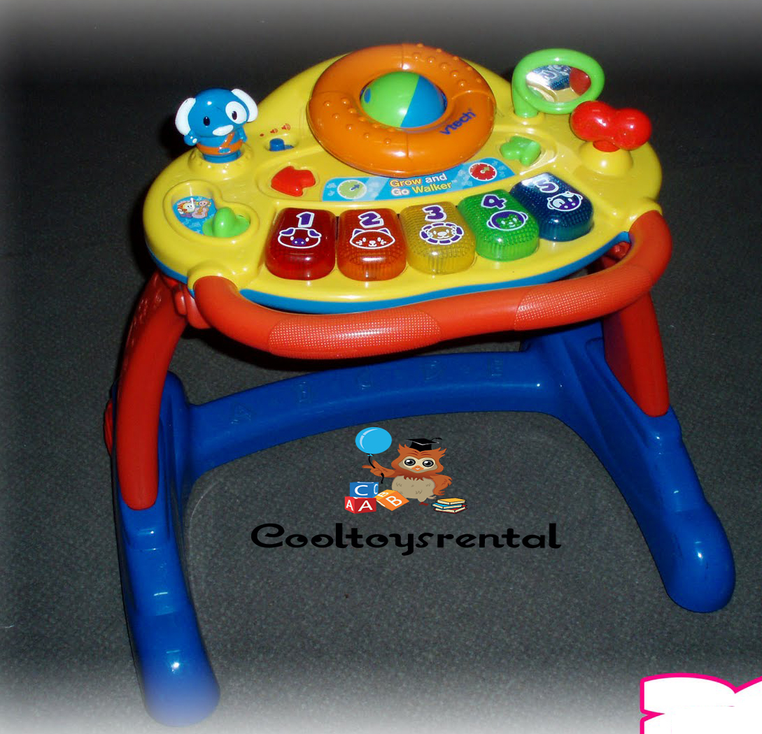 vtech sit to stand learning walker instructions