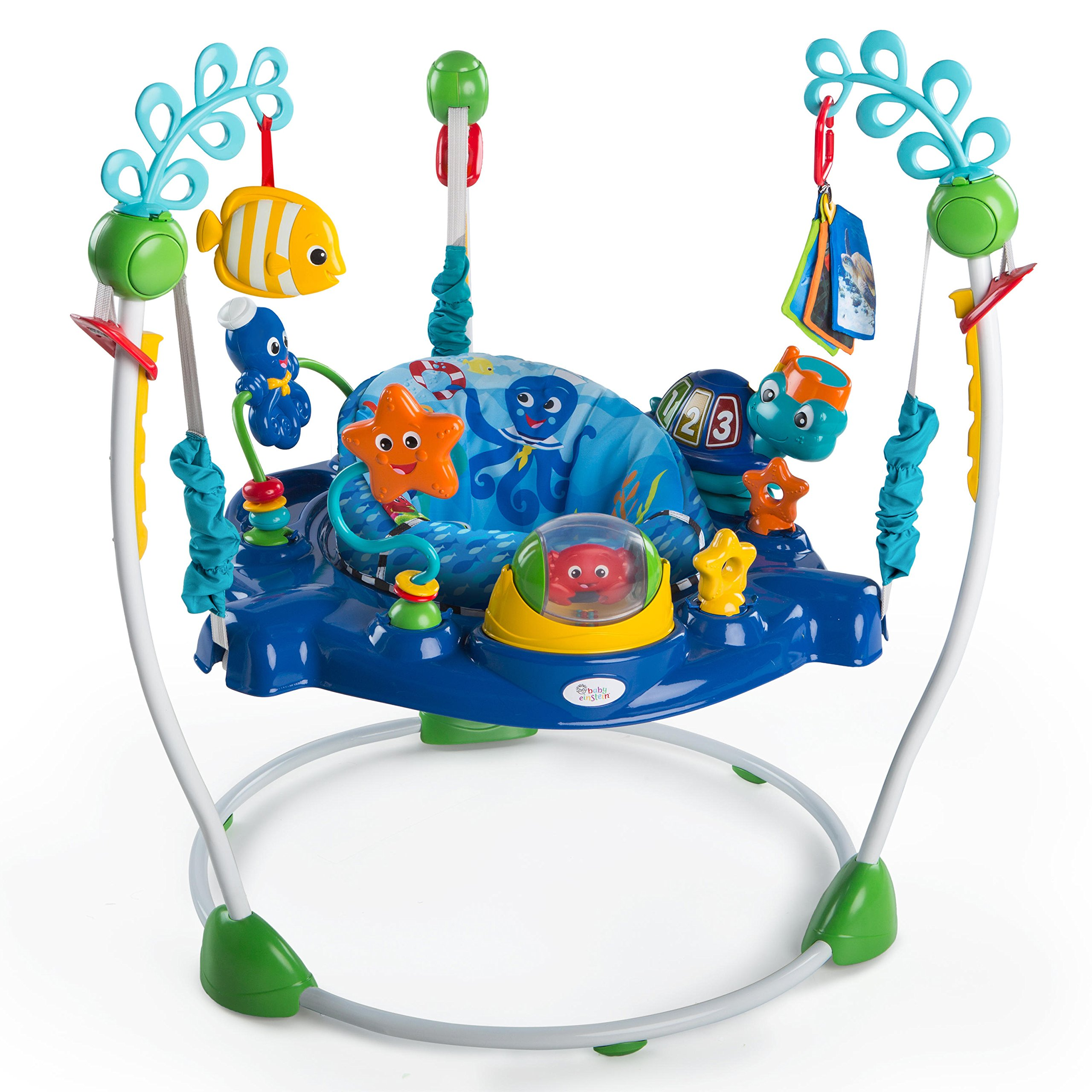 Baby Einstein Neptunes Ocean Discovery Jumperoo Stroller Cocolatte Isport 9m Be9 91brb8oibl Sx522 91unldbz3ll